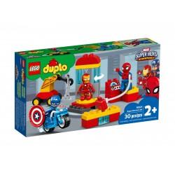 Lego Duplo Marvel Laboratorium superbohaterów 10921