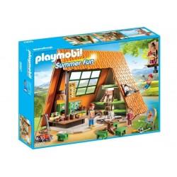 Playmobil Domek letniskowy 6887