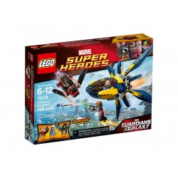 Lego Marvel Super Heroes Kosmiczny Starblaster 76019
