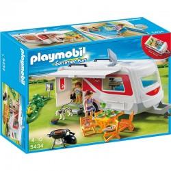 Playmobil Przyczepa kempingowa 5434