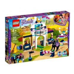 Lego Friends Skoki przez przeszkody Stephanie 41367