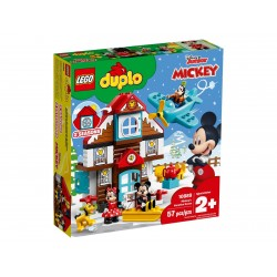 Lego Duplo Domek wakacyjny Mikiego 10889