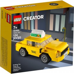 Lego Creator Żółta taksówka 40468