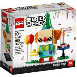 Lego BrickHeadz™ Klaun z urodzinowego przyjęcia 40348