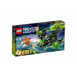 Lego Nexo Knights Bombowiec Berserkera 72003