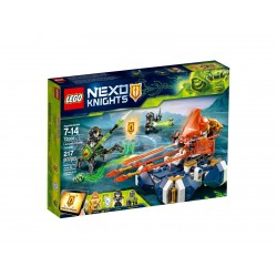 Lego Nexo Knights Bojowy poduszkowiec Lance'a 72001