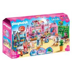 Playmobil Pasaż handlowy 9078