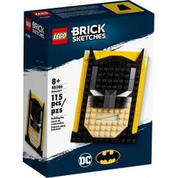 Lego Brick Sketches™ — Batman™ 40386