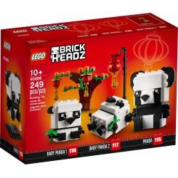 Lego BrickHeadz™ Pandy na chiński Nowy Rok 40466