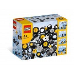 Lego Koła i opony 6118
