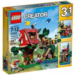 Lego Creator Przygody w domku na drzewie 31053