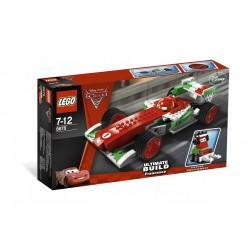 Lego Auta Francesco Superkonstrukcja 8678