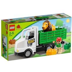 Duplo Ciężarówka Zoo, 6172