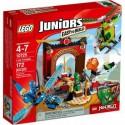 Lego Juniors Ninjago Zaginiona Światynia 10725