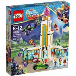 Lego Super Hero Girls Szkola Superbohaterek