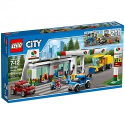 Lego City Stacja Paliw