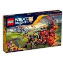Lego Nexo Knights Pojazd Zła Jestro 70316