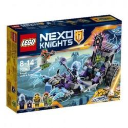 Lego Nexo Knights Pojazd Ruiny 70349