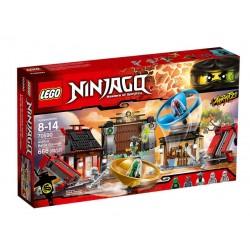Lego Ninjago Plac  Bitewny Airjitzu 70590