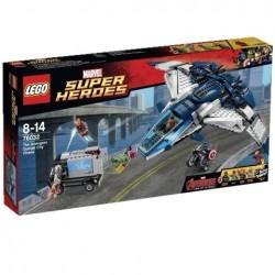 Lego Super Heroes Pościg Avengersów 76032