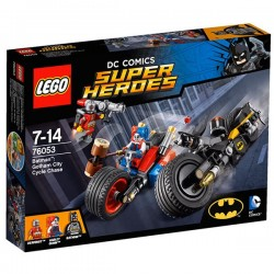 Lego SuperHeroes Batman Pościg w Gotham City 76053