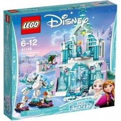 LEGO Disney Magiczny lodowy pałac Elsy