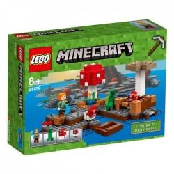 LEGO MINECRAFT Grzybowa wyspa