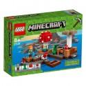 LEGO MINECRAFT Grzybowa wyspa 21129