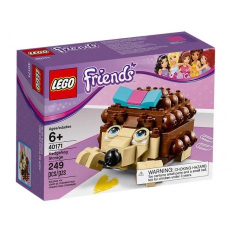 Lego Friends szkatułka w kształcie jeża
