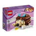 Lego Friends szkatułka w kształcie jeża 40171