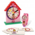 LEGO Zegar i zegarek z serii LEGO Time-Teacher 9005039
