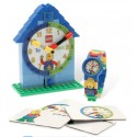 LEGO Zegar i zegarek z serii LEGO Time-Teacher 9005008