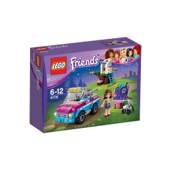 LEGO Friends Wóz badawczy Olivii