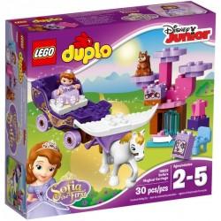 Lego Duplo Jej Wysokość Zosia - kareta