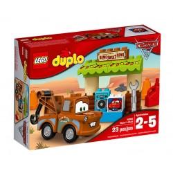 Lego Duplo Szopa Złomka 10856