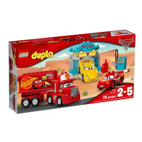 Lego Duplo Kawiarnia Flo