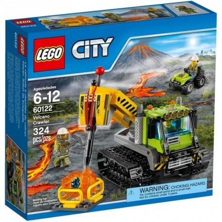Lego City Łazik wulkaniczny 60122