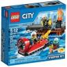 Lego City Strażacy zestaw startowy 60106