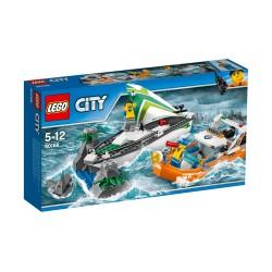 Lego City Na ratunek żaglówce 60168