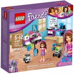 Lego Friends Kreatywne laboratorium Olivii 41307