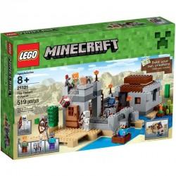 Lego Minecraft Pustynny posterunek 21121
