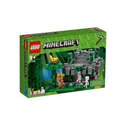 Lego Minecraft Świątynia w dżungli 21132