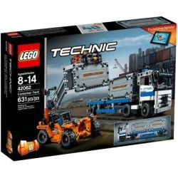 Lego Technic Plac przeładunkowy 42062