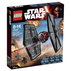 Lego Star Wars First Order ForcesTIE Fighter 75101