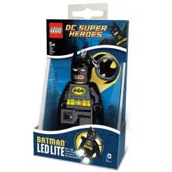 Lego Super Heroes Brelok świecący z Batmanem 5002915