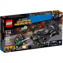 Lego Super Heroes Przechwycenie kryptonitu 76045