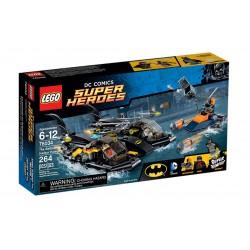 Lego Super Heroes Pościg w zatoce 76034
